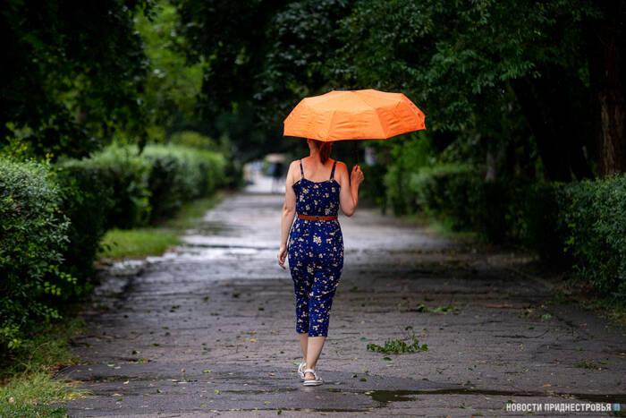 Прогноз погоды на 26 августа: днём дожди, температура около +24°С