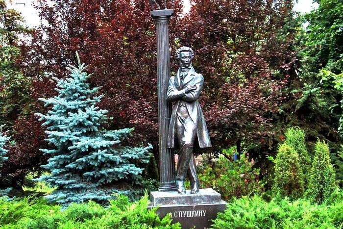 Пушкин в Тирасполе. Что об этом известно?