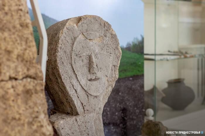 Путешествие во времени в центре Тирасполя
