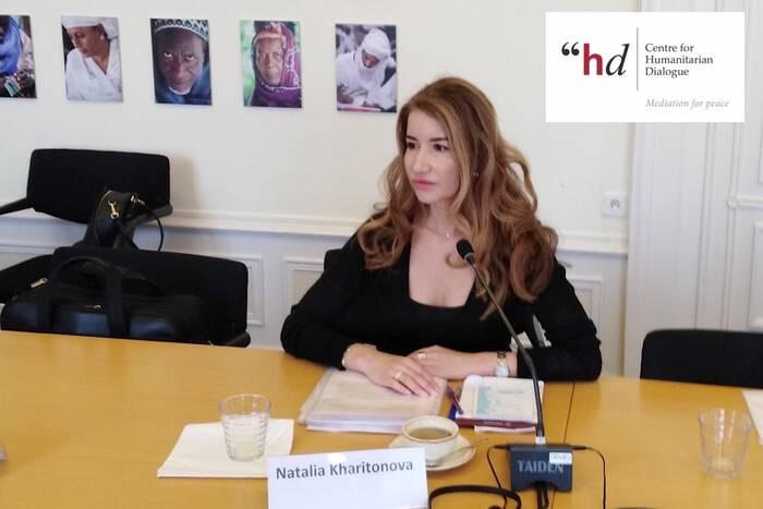 Российский политолог: Нельзя рассматривать российских миротворцев в отрыве от ОГРВ