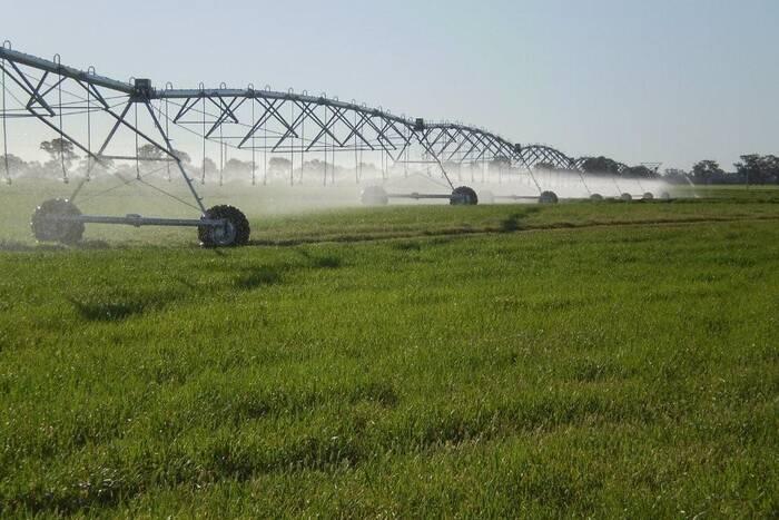 Себестоимость воды для орошения снижается