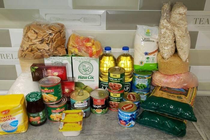 Семьи с детьми-льготниками могут получить продуктовый паёк либо компенсацию