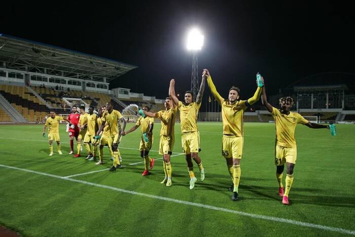 «Шериф» победил «Петрокуб» перед матчем Лиги чемпионов