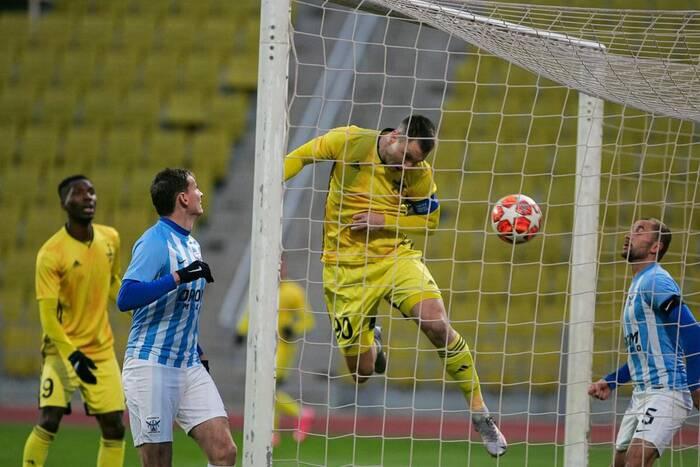 «Шериф» всухую обыграл «Сперанцу» в 19-м туре чемпионата Молдавии