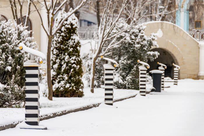 Синоптики прогнозируют облачную и морозную погоду на 17 января