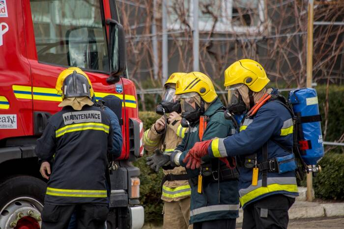 Слободзейские пожарные спасли сельчанина из горящего сарая