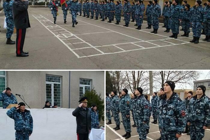 Специальная моторизованная войсковая часть МВД отмечает юбилей