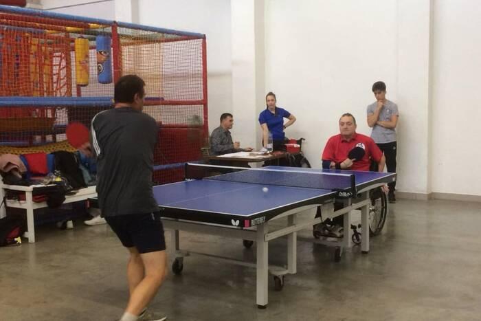 «Спорт для всех»: в Тирасполе прошел турнир по настольному теннису
