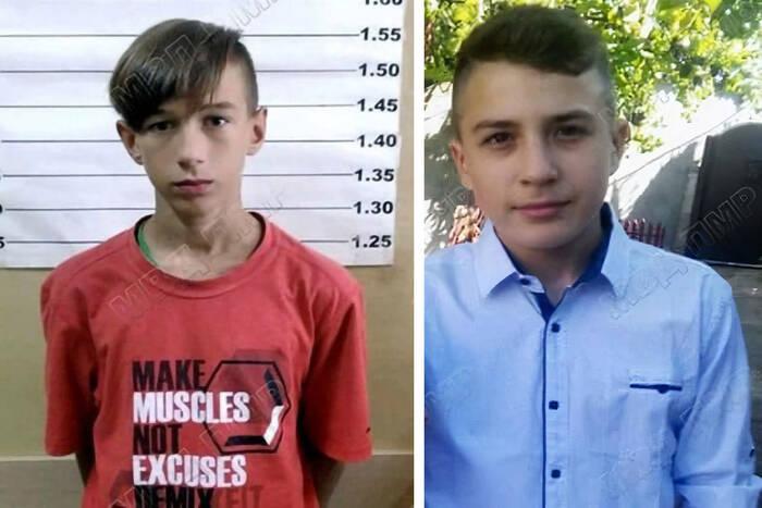 Столичное УВД разыскивает несовершеннолетних Кирилла Бальтюкевича и Никиту Иващенко