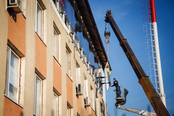 Строительство и ремонт объектов Минобороны продолжаются