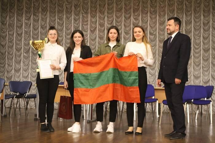 Студенты ПГУ стали призёрами Международной научной олимпиады
