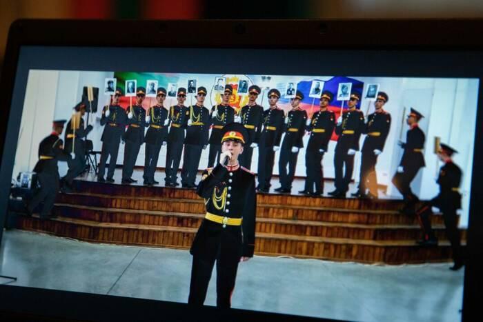 Суворовцы стали победителями фестиваля «О Родине! О Доблести! О Славе!»