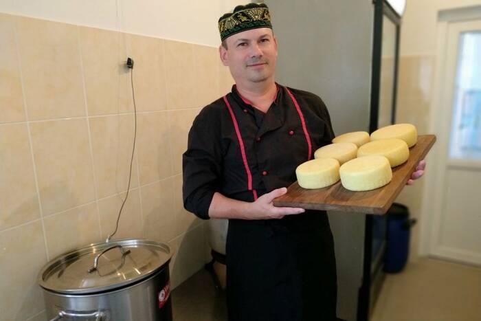 Сыровар из Приднестровья открыл производство моцареллы, бурраты и сулугуни