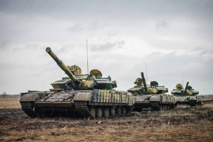 Танковые экипажи Вооружённых сил ПМР оттачивают специальные навыки