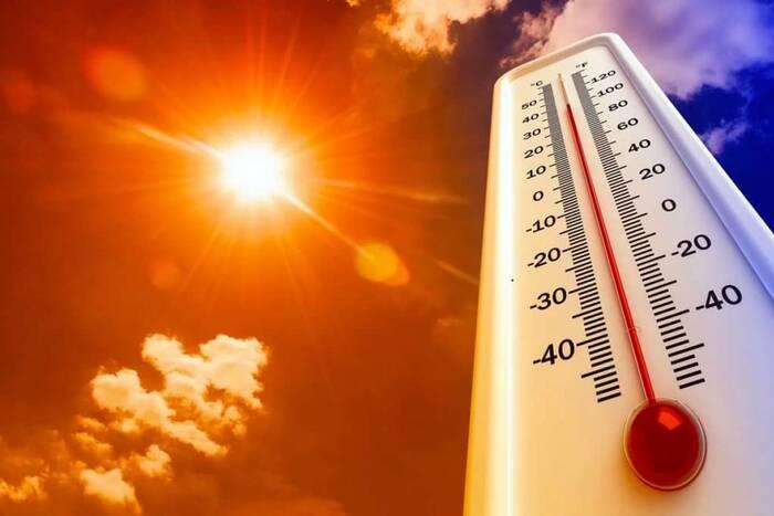 Температурные рекорды в июле