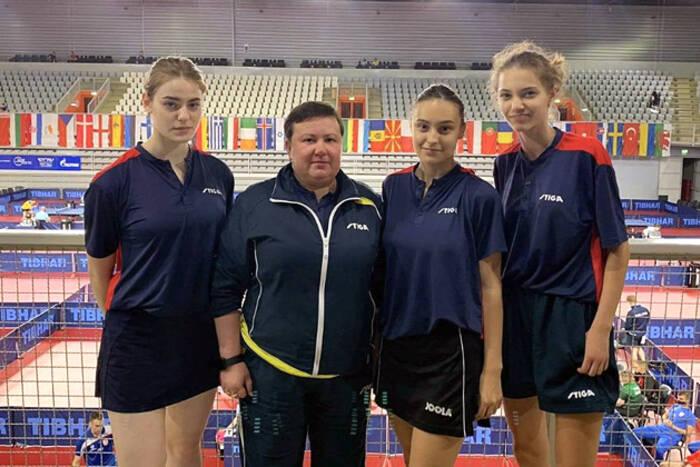 Теннисистка Александра Кирьякова из Дубоссар прошла в финал юношеского чемпионата Европы