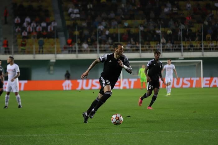 Тираспольский «Шериф» начал свое выступление в групповом турнире Лиги чемпионов с победы над «Шахтером»
