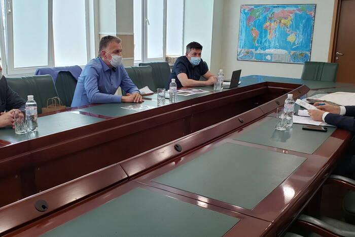 «Тиротекс» посетили представители белорусского Льнокомбината