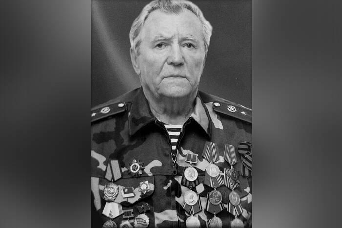 Ушел из жизни ветеран Великой Отечественной Николай Гречишкин