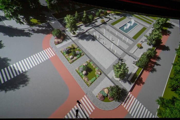 В Бендерах готовятся к обновлению центральной части города