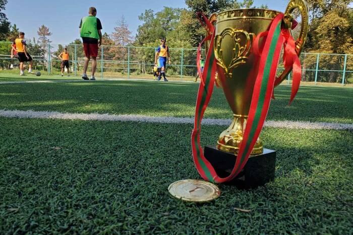 В Бендерах организовали турнир по мини-футболу к праздничным датам