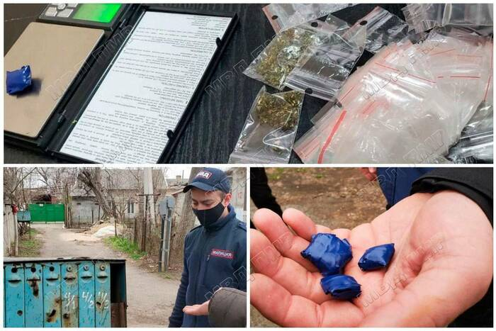В Бендерах задержан наркоторговец