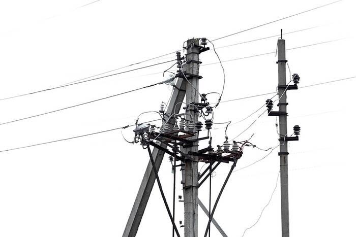 В центре Бендер в этом году заменят 11 км высоковольтных линий электропередачи