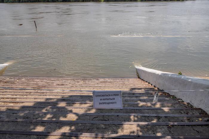 В Днестре выявлено превышение показателей по загрязнению воды