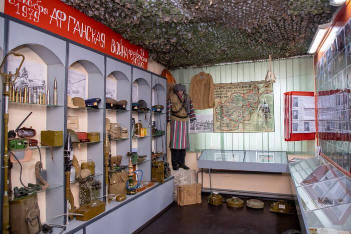 В Днестровске открыли Музей боевой славы