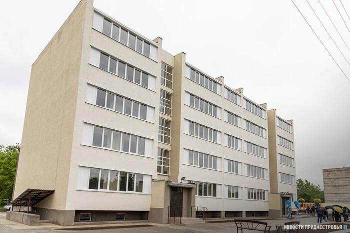 В Днестровске сдали многоквартирный дом