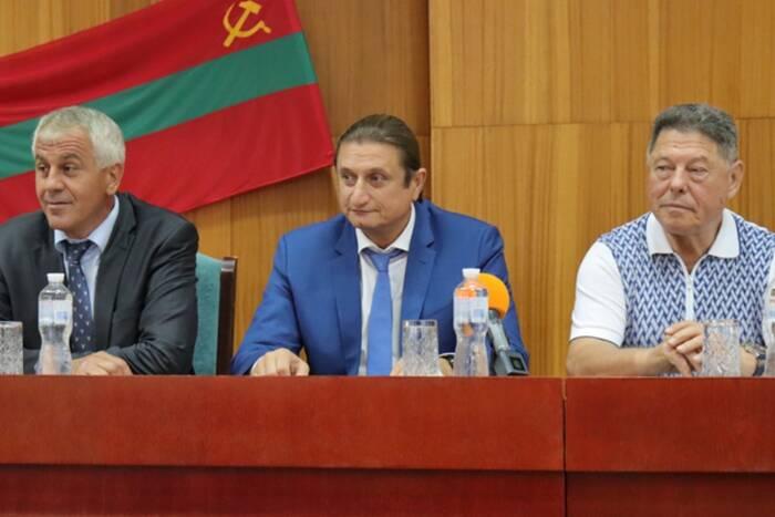 В Дубоссарах и Григориополе прошла встреча депутатов Госдумы РФ с местными жителями