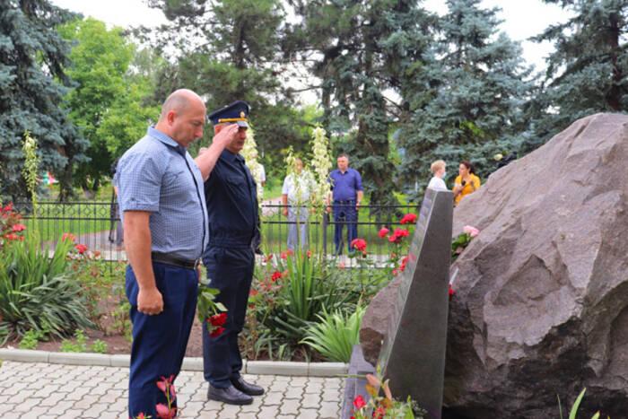 В Дубоссарах почтили память жертв артобстрела вооруженных формирований Молдовы