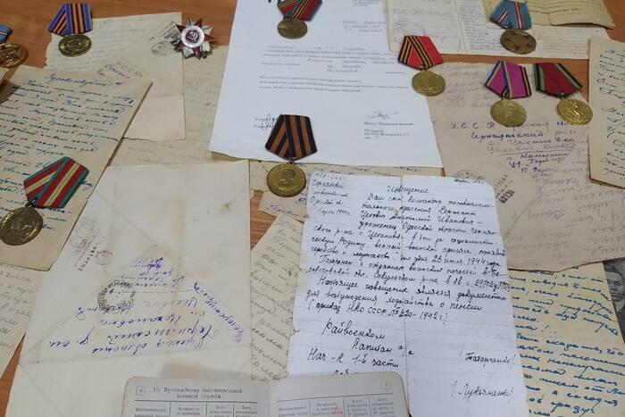В Дубоссарах проходит интернет-акция «Фронтовое письмо»