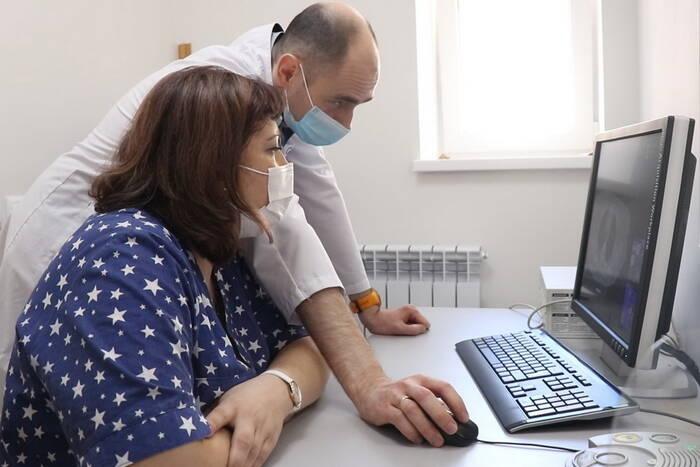 В дубоссарской больнице начали проводить исследования на компьютерном томографе