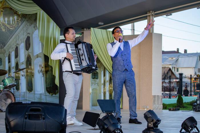 В Екатерининском парке Тирасполя прошел концерт ко Дню города