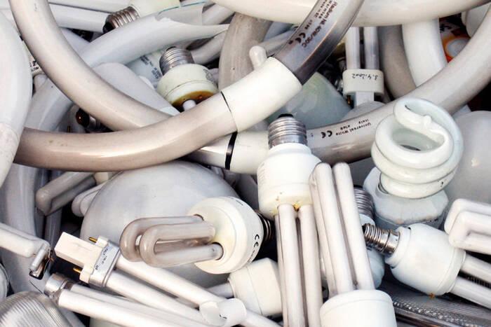В этом году утилизировано более 3 тысяч отработанных ртутных ламп
