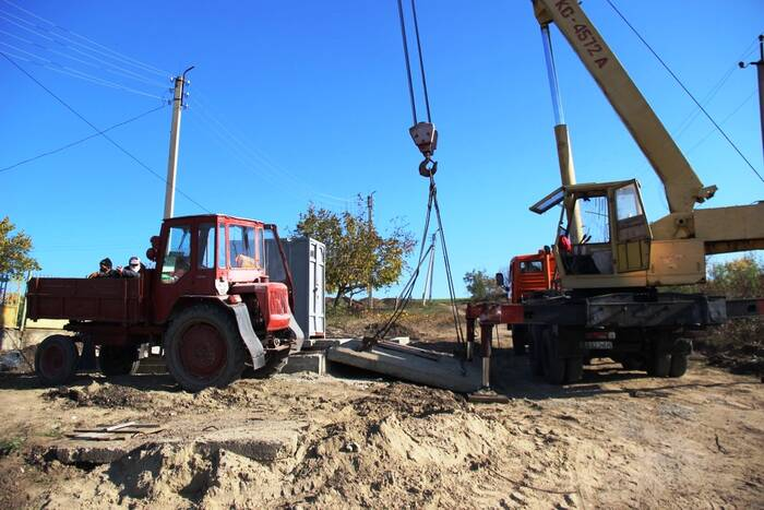 В этом году в Бендерах отремонтировали или построили почти 7 км водопровода