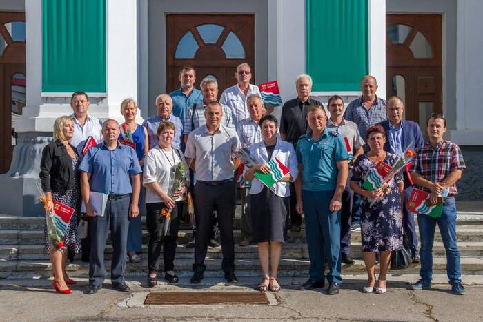 В городах республики чествовали сотрудников и ветеранов службы Гражданской защиты