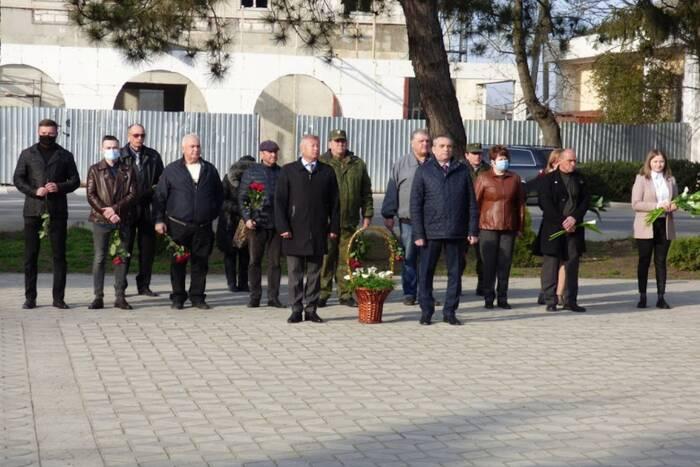 В Григориополе отметили 77-ю годовщину освобождения города от немецко-фашистских захватчиков