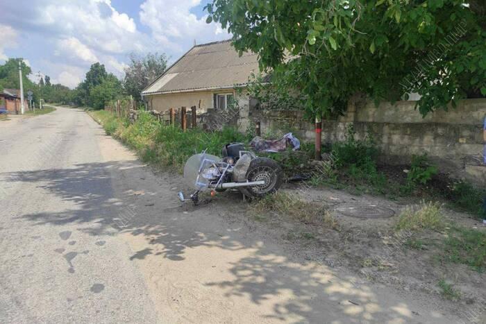 В Григориополе в ДТП погиб мужчина