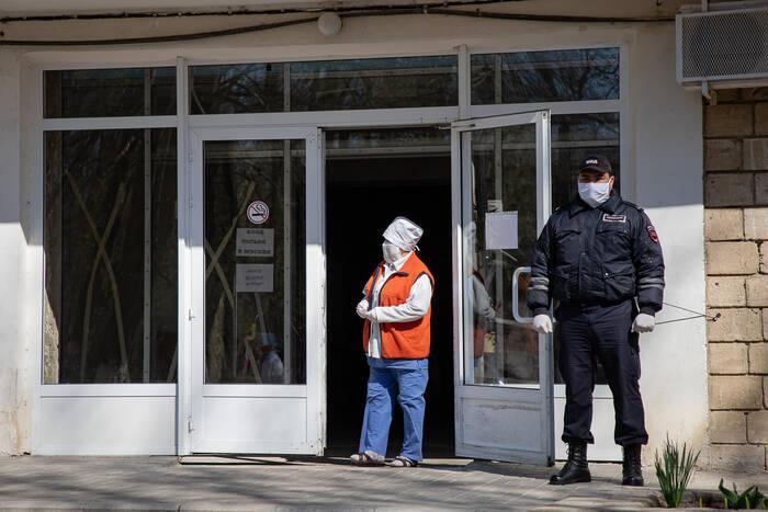 При Григориопольской районной больнице откроют COVID-госпиталь