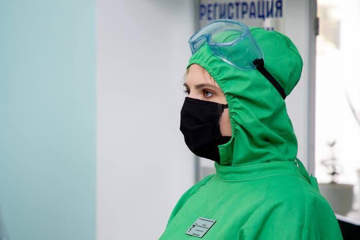 В медучреждения республики поступило более 21 тысячи масок многоразового использования