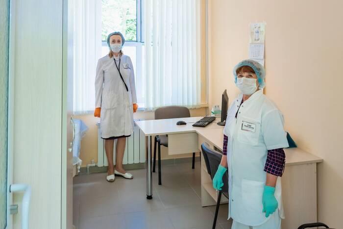 30 объектов здравоохранения было отремонтировано и построено по программе ФКВ-2020