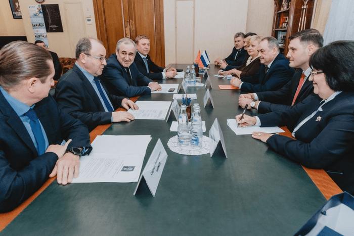 В Москве обсуждалось социально-экономическое и гуманитарное сотрудничество РФ и ПМР