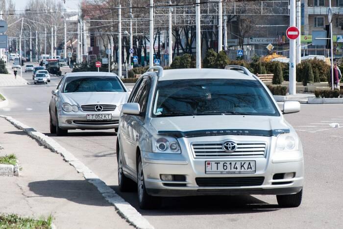 В Приднестровье не будут штрафовать за пересечение сплошной при объезде препятствия
