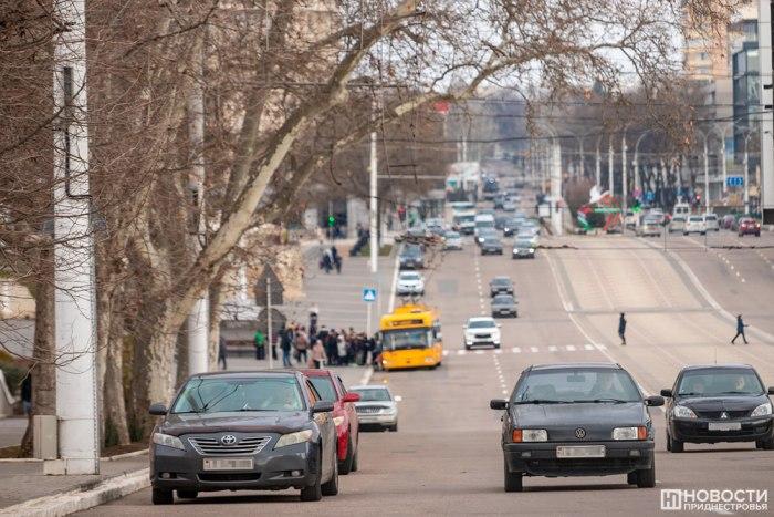Приднестровцев предупреждают о сильном ветре