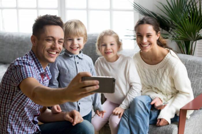 В Приднестровье пройдёт фотоконкурс «Моя семья – счастливые моменты»