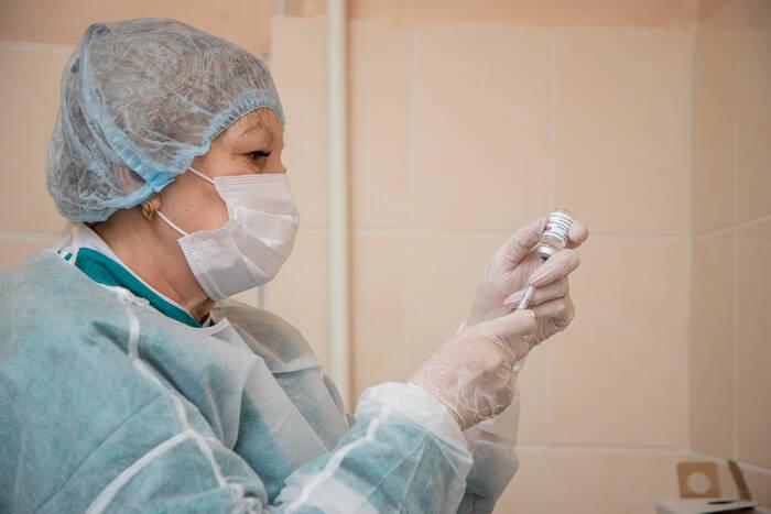 В Приднестровье вакцинировались от коронавируса более 93 тысяч человек