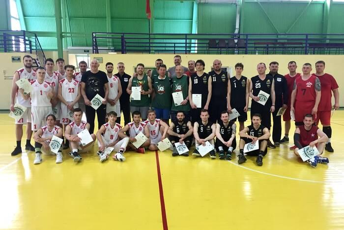 В Приднестровье завершился баскетбольный Кубок