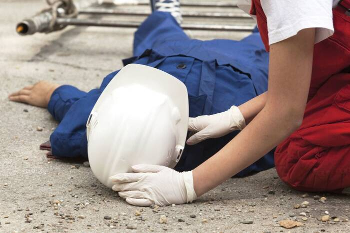 В прошлом году на производстве произошло 52 несчастных случая